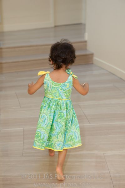 The Itty Bitty Baby Dress by Rae | Haath Se [By Hand] - Good advice on using the enlargement pattern.