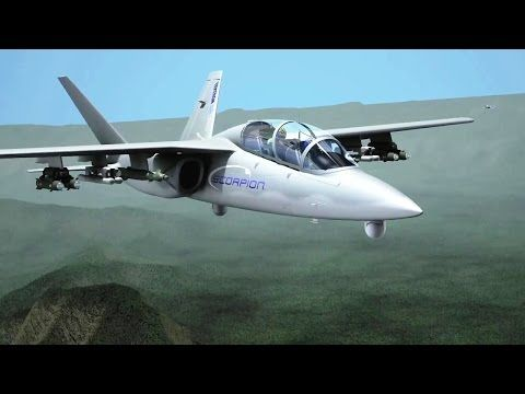 OPINION: Can Scorpion jet fight its way to sales success?