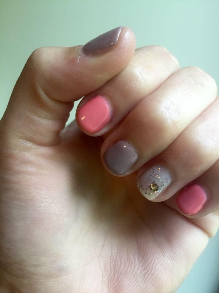 Best 25 Short Gel Nails Ideas On Pinterest Short Nails Acrylic Short Natural Nails And Short
