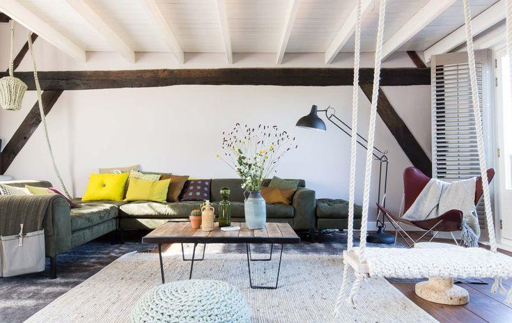 woonkamer make-over door Frans Uyterlinde. Fotografie door Barbara Kieboom