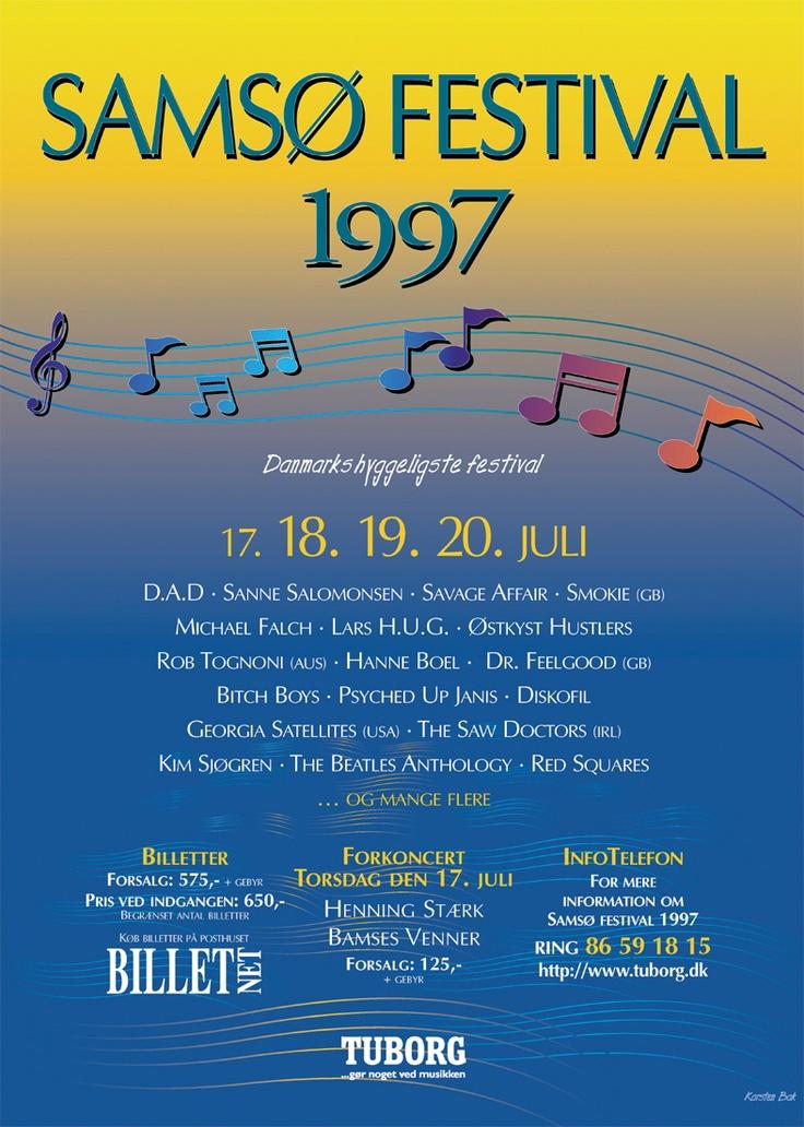 Samsø Festival 1997