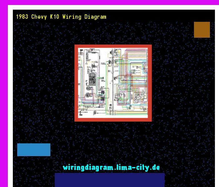 1983    chevy    k10    wiring    diagram    Wiring    Diagram    1925