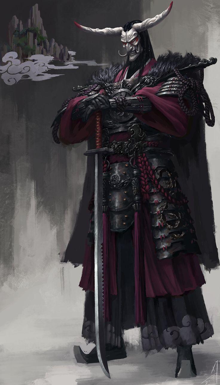 Hoher Septon (Einer der zwei Gründer der Samurai's)