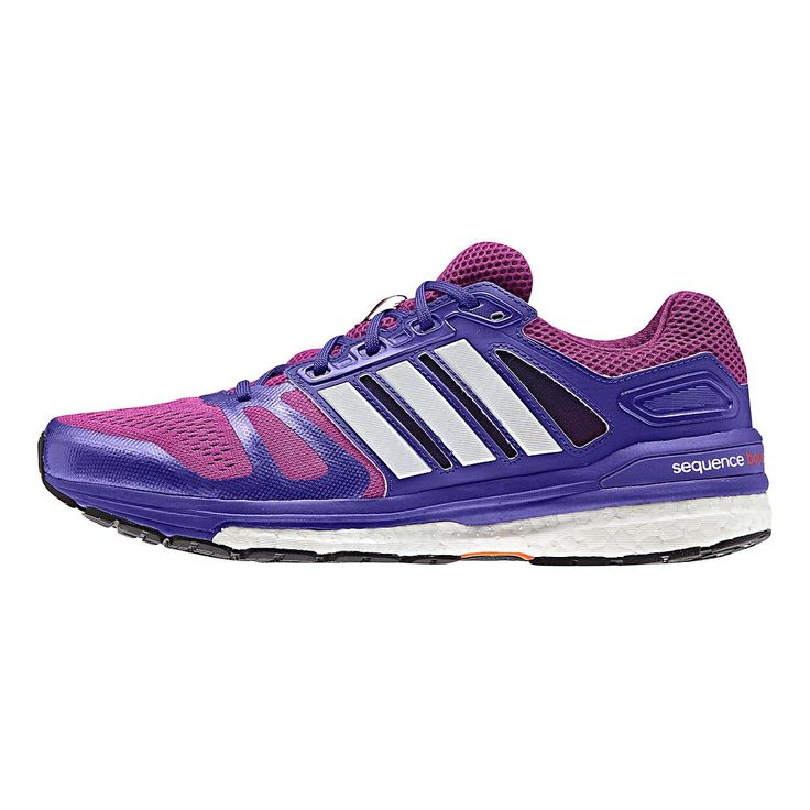 Personalize your ride and get out-of-this-world performance with the latest update to an already amazing shoe, the Womens adidas Supernova Sequence 7 Boost