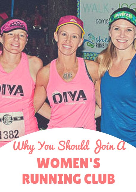 Why You Should Join a Women's Running Club | ACTIVE - http://www.active.com/running/articles/why-you-should-join-a-women-s-running-club