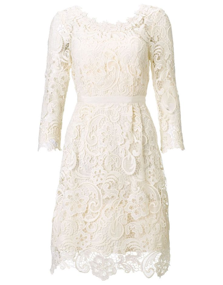NEW MONSOON LOLITA CREAM LACE DRESS WEDDING PARTY PROM 8 to 18 RRP £99 in Clothes, Shoes & Accessories, Women's Clothing, Dresses | eBay