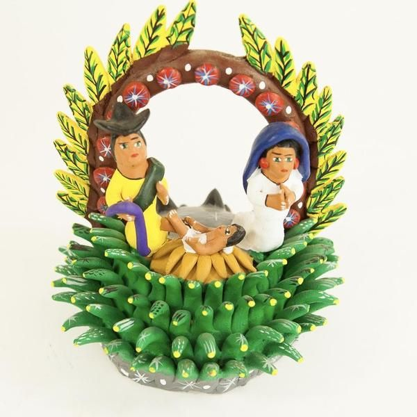 618 Best Mexican Christmas Decorations & Nativities Images