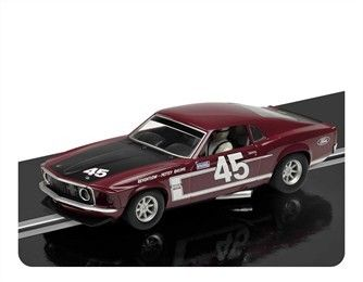 Scalextric Ford Mustang 1969 BOSS 302 - ToyTrade.dk