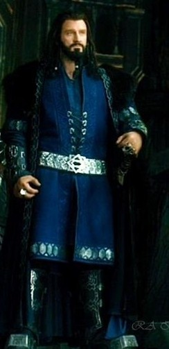 Thorin Outfit Reference: Erebor