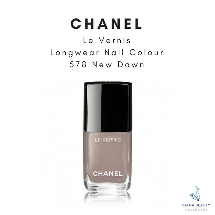 CHANEL Le Vernis Longwear Nail Colour in 578 New Dawn Part of the 2017 Fall-Winter collection. Long-wearing, extra-fine and ultra-shiny. Buy online CHANEL makeup from Australian stockist with FREE SHIPPING over $50, Afterpay available.
