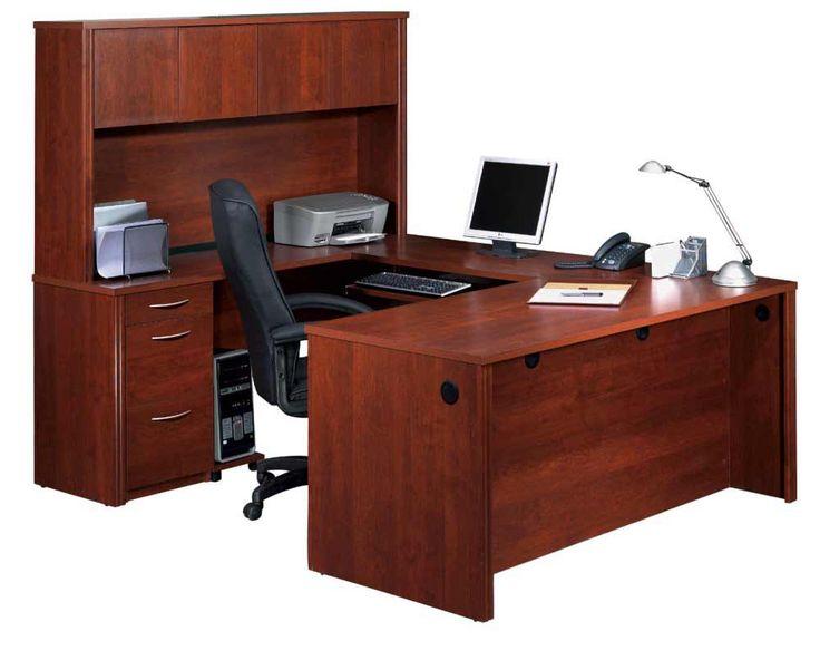 u shaped desk ikea and large desk for office