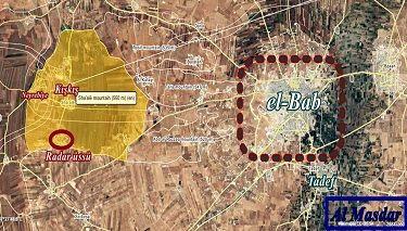 Altı aydır ele geçirilemeyen Al-Bab stratejik açıdan önemli bir konumdadır. Ankara'nın bu stratejik bölgeyi daha ne kadar ele geçirmek