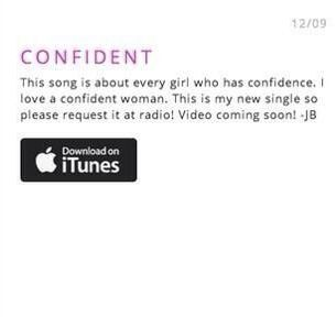 Confident - Description