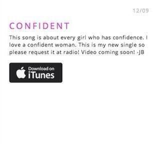 Confident - Description