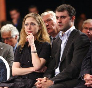 Chelsea Clinton pregnant with first child