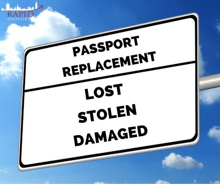 The 25+ best Replace lost passport ideas on Pinterest - lost passport form