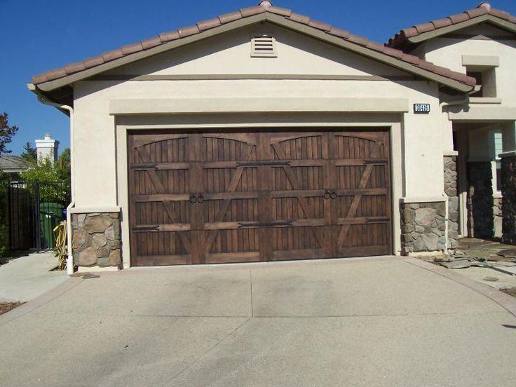 12 best Garage Doors images on Pinterest   Carriage doors ...