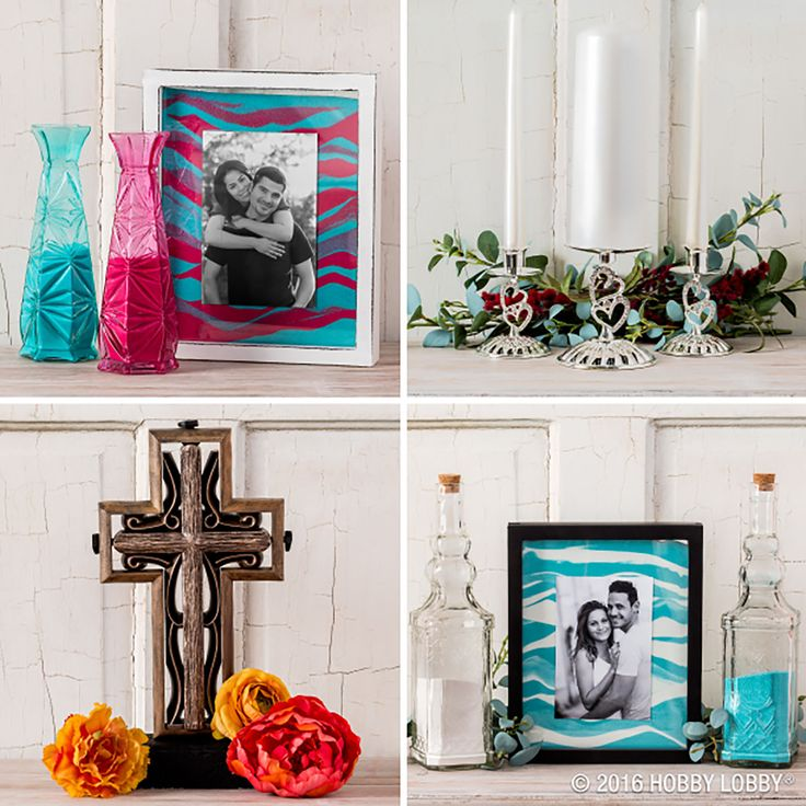 Hobby Lobby Wedding Ideas: 490 Best Images About DIY Wedding Ideas On Pinterest
