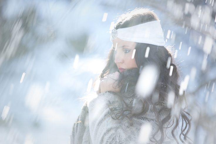 Nueva entrada en nuestro blog. Fotos muy invernales!
