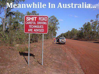 Australians tell it like it is