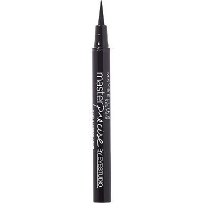 Maybelline Eye Studio Master Precise Ink Pen Eye Liner Black - I loved everything about this eyeliner, but it just wouldn't stay in place & smeared everywhere.