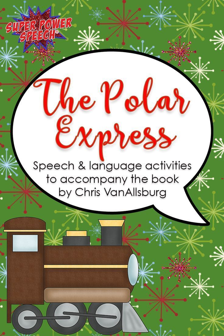 """Perfect companion to ""The Polar Express"". My students were so easily engaged!"""