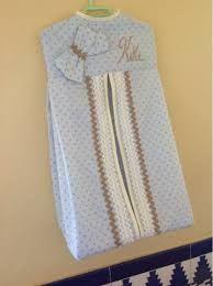 Image result for pañaleras de bebe personalizadas
