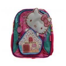 Resultado de imagen para mochilas ruz de hello kitty