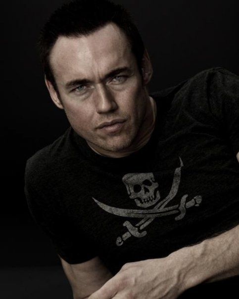 kevin durand I love it when Movie stars wear the same shirt I bought at Target. It just makes them more real.