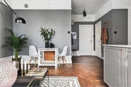 11평 작은집 인테리어에 적용된 고급스러운 그레이~ : 네이버 블로그