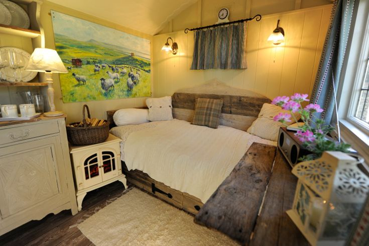 The ultimate glamping in Yorkshire - Sheepskin