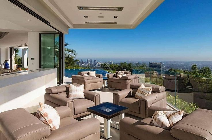Beverly Hills Bachelor Pad That Costs $85 Million! | Home Decoration Ideas