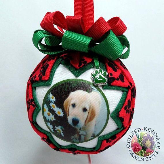 66 best Quilted Keepsake Ornaments images on Pinterest  Keepsakes