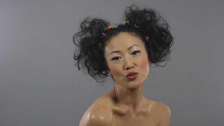 1990s South Korea #rok #hair #makeup #style #fashion