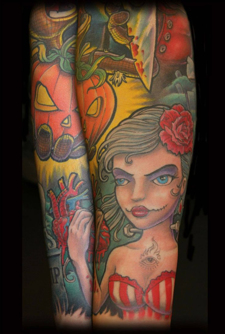 FABE TATTOO ONPOINT COMIC