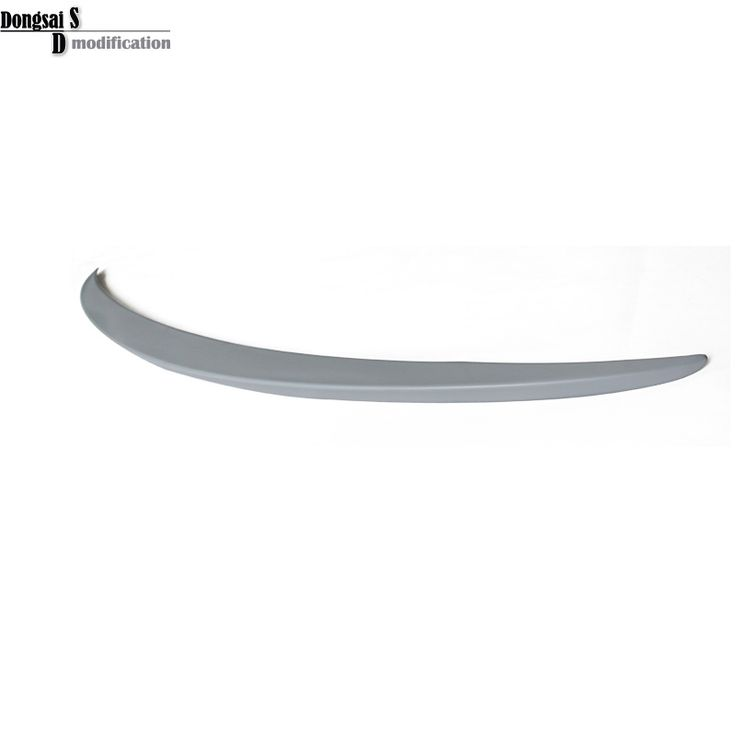 79.88$  Watch more here - http://aik6j.worlditems.win/all/product.php?id=32626681400 - PU material c63 AMG style rear trunk spoiler wings for mercedes C class W205 2015 + c180 c200 c220 c250 c300 car tuning