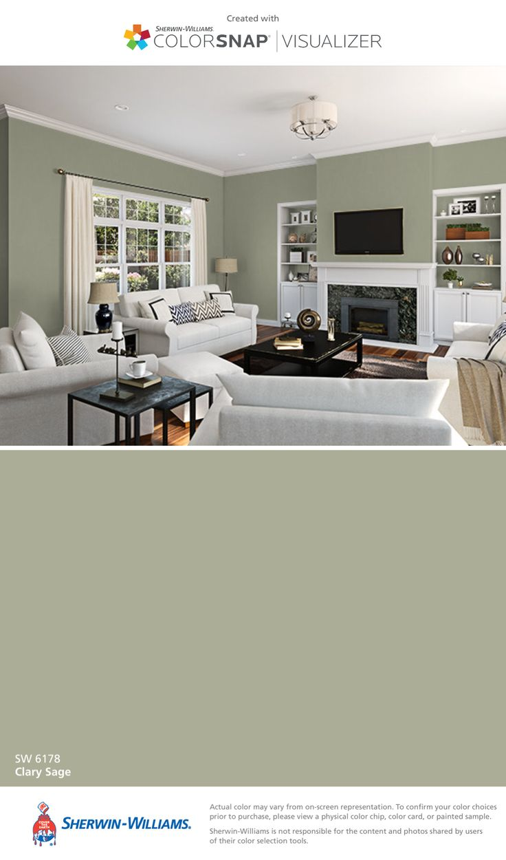 Grey and green living room - I Found This Color With Colorsnap Visualizer For Iphone By Sherwin Williams Mineral Gray Sw