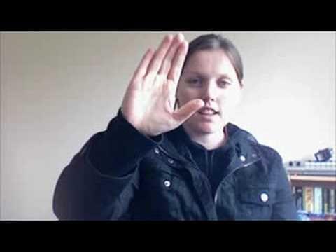 Irish Sign Language (ISL)