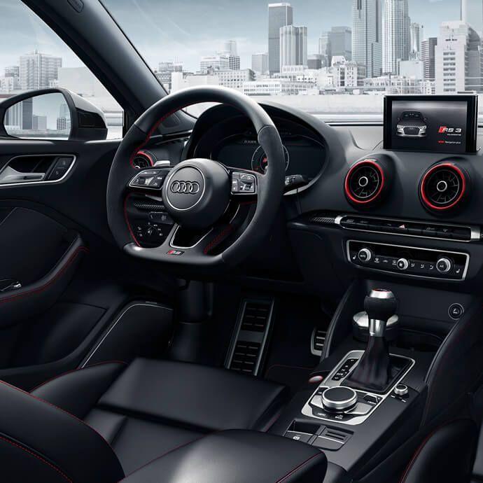 New Rs 3 Sportback Audi Uk Audi Interior Audi A3 Sportback