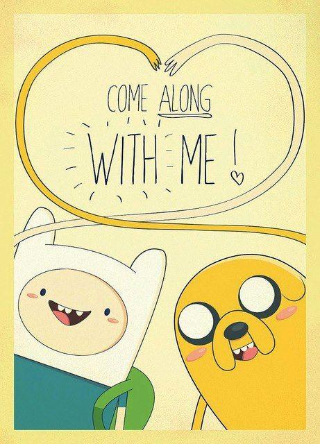 Adventure time!!!