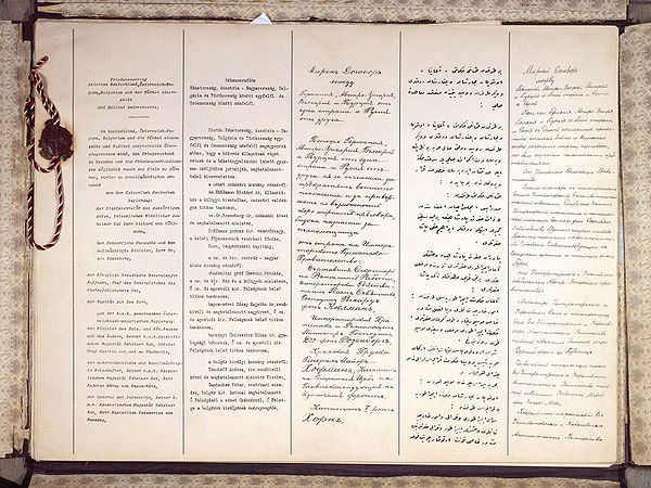 The Treaty of Brest-Litovsk was a peace treaty on March 3, 1918, between the new Bolshevik government of Russia (the Russian Soviet Federated Socialist Republic) and the Central Powers (Germany, Austria, Bulgaria, and Turkey), which ended Russia's participation in World War I