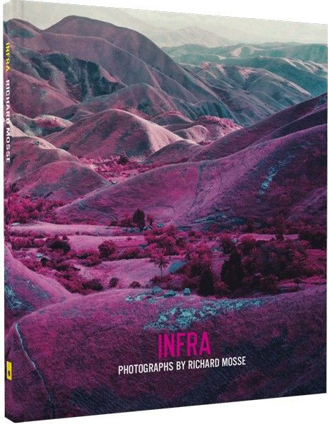 """Infra"" by Richard Mosse"