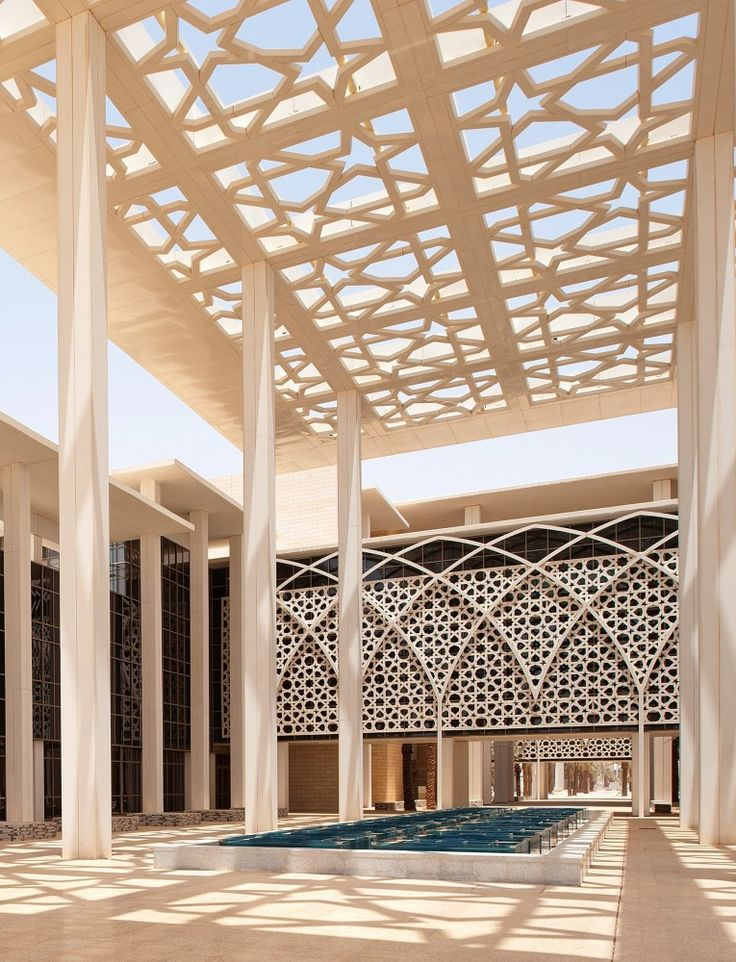 Princess Nora Bint Abdulrahman University / Perkins+Willsw