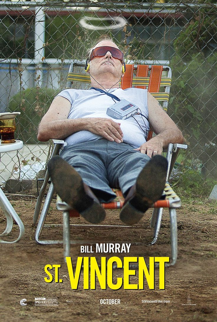 Bill Murray in this...St.Vincent (2014) Smart, funny, and touching, no one missed a beat, plus Naomi Watts plays an unpleasant Russian pregnant hooking stripper. Good stuff!