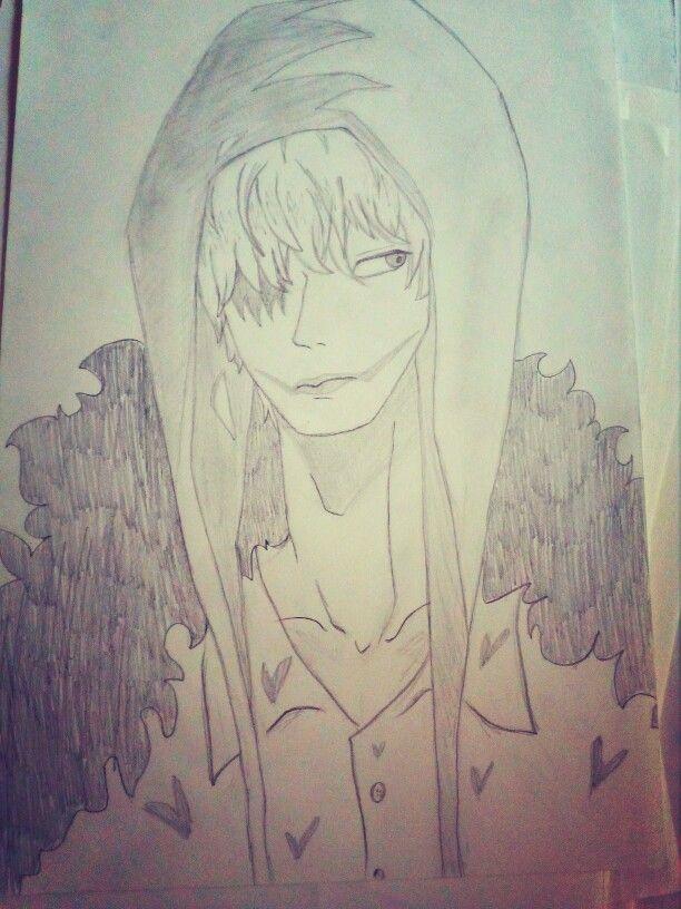 Corazon_one_piece_pencil_xrysa