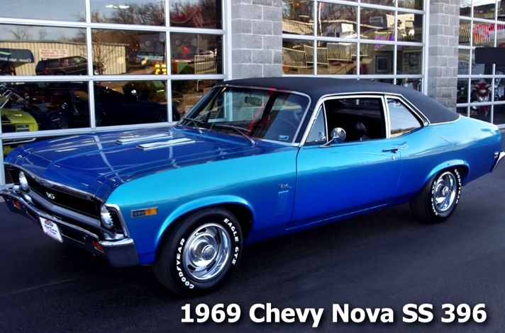 All About The Best Chevy Nova Model Ever -----> http://musclecarshq.com/best-muscle-cars-1969-chevy-nova-ss/