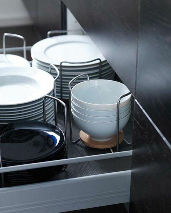 Die besten 25+ Unterschrank küche Ideen auf Pinterest Podestbett - küchen unterschrank mit arbeitsplatte