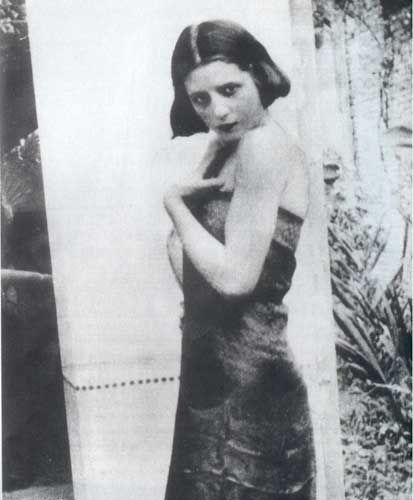 Eva Perón at Age 15 by  Unknown Artist