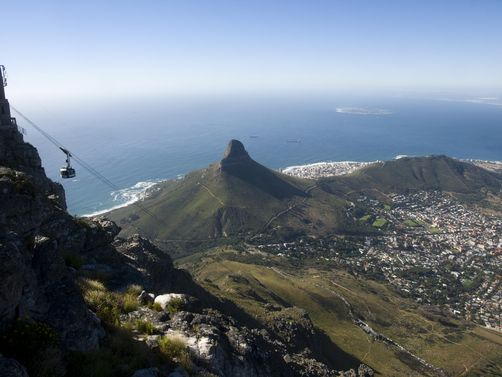 Cape Town, South Africa   Stacy Gold/National Geographic
