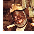 Uncle Remus in Song of the South, a Walt Disney production (which they promised never to reproduce)